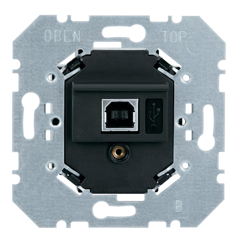 Schneider Electric Merten KNX usb interface inbouw SYST M - MTN681799