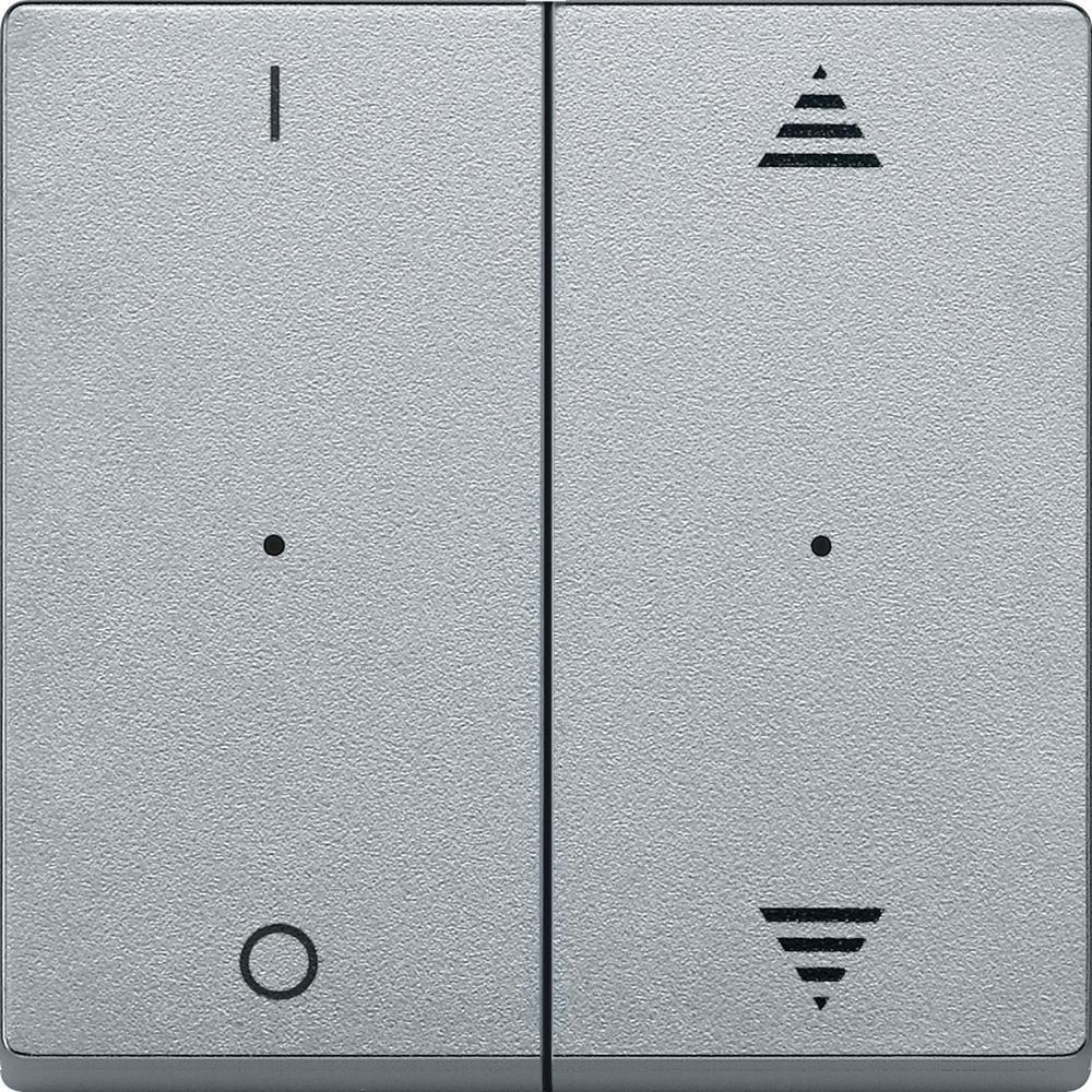 TUIMEL.1/0+OP/NEER 2V DKMOD, ALU, SYST M