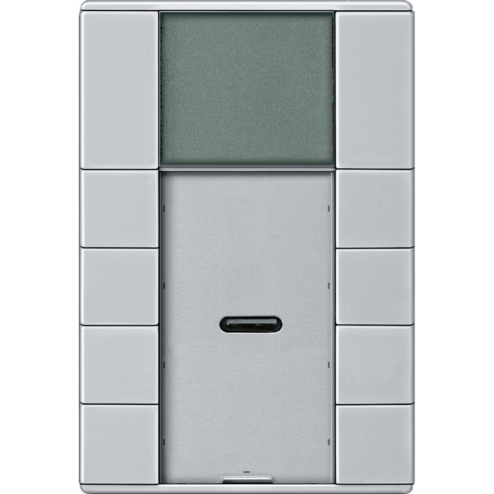 KNX TS 4F PLUS M.RTR ALU SYSF