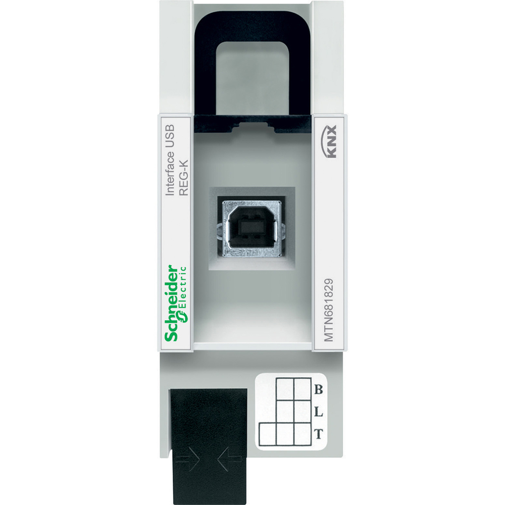 Schneider Electric Merten KNX usb interface reg-K - MTN681829