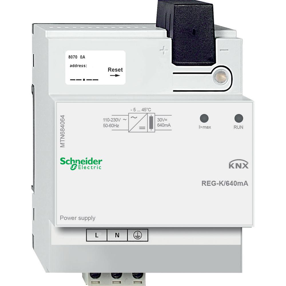 Schneider Electric Merten KNX voeding 640 ma - MTN684064