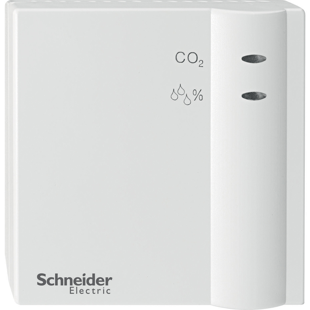 KNX CO2, VOCHTIGHEID EN TEMP.SENSOR
