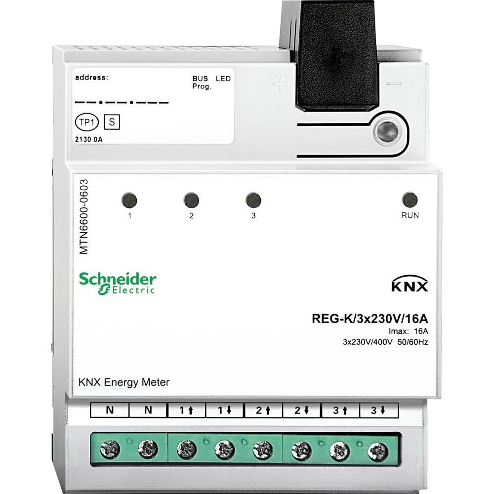 KNX ENERGIEMETER REG-K/3X230V/16A