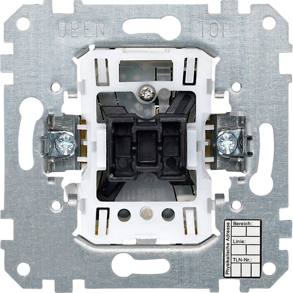 Schneider Electric Merten Inst BC ins.1G W.mid.pos. - 671199