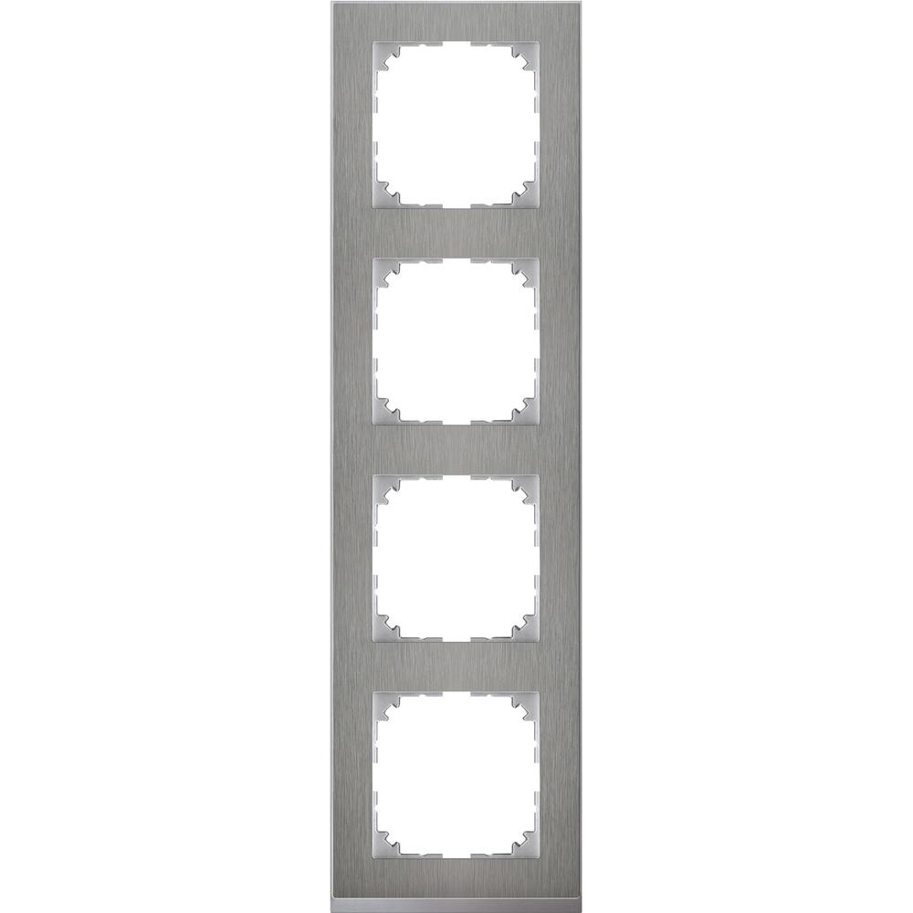 AFDEKRAAM 4V M-PURE DECOR EDELST/ALU