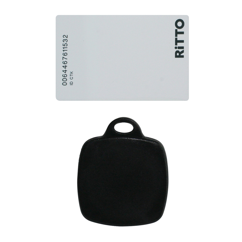 TRANSPONDER KEY-CARD (1 ST=10)