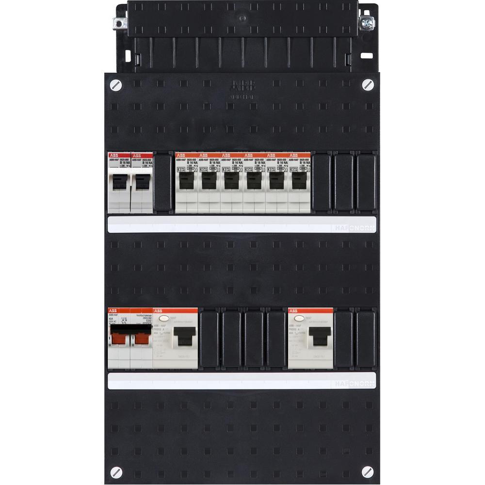 HAD3333-22F+H42 ABB GROEPENKAST 6GRP 220X330MM