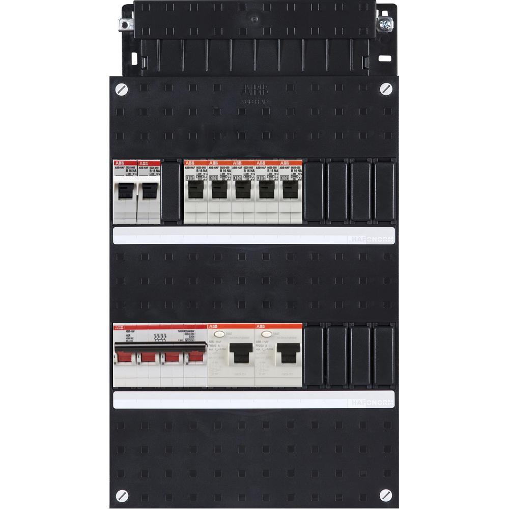 HAD3332-22F+H44 ABB 5X ACHT.2X 30MA+F+HS 3F.