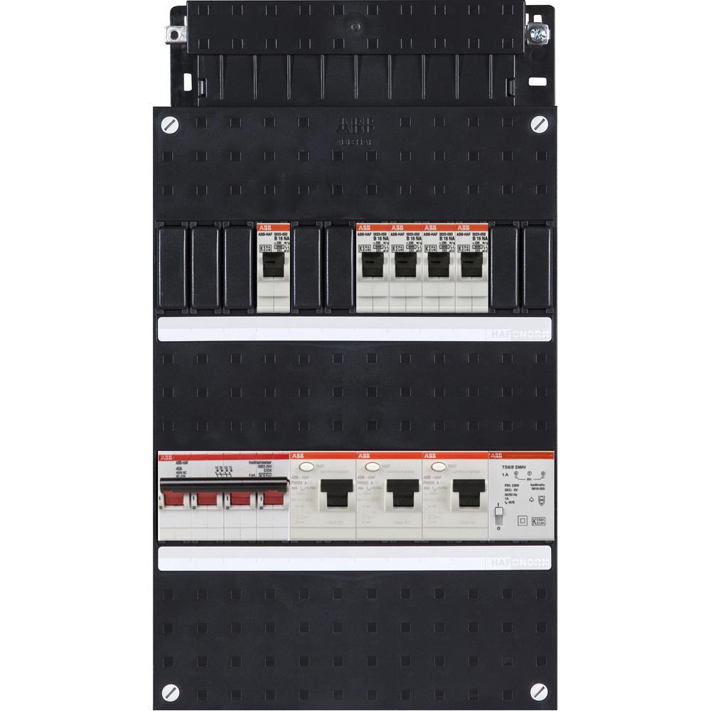 HAD323231-222T+H44 ABB GROEPENKAST+T+HS, 3-F