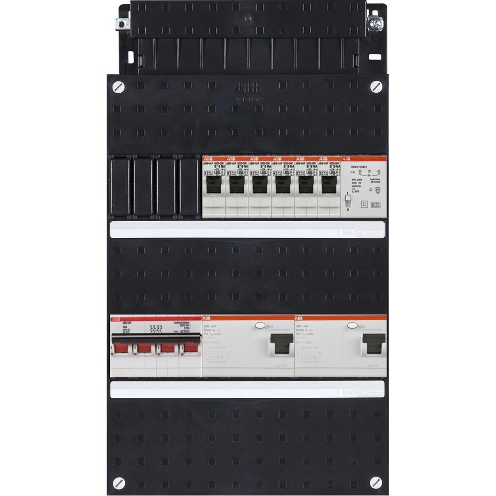 HAD3432-44T+H44 ABB 6X ACHTER 2X 30MA+T+HS 3F.