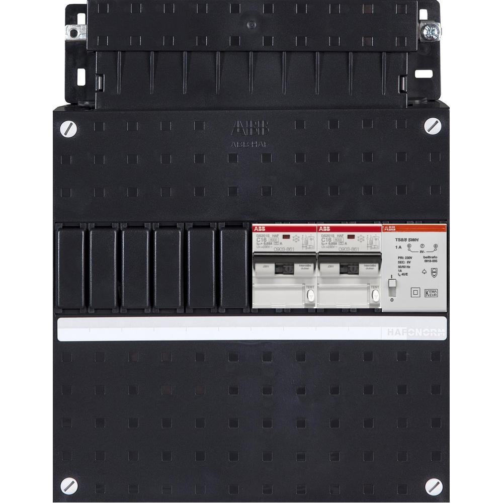 HC200/1T* ABB 2X 16A/30MA+T 1F.INSTAL.