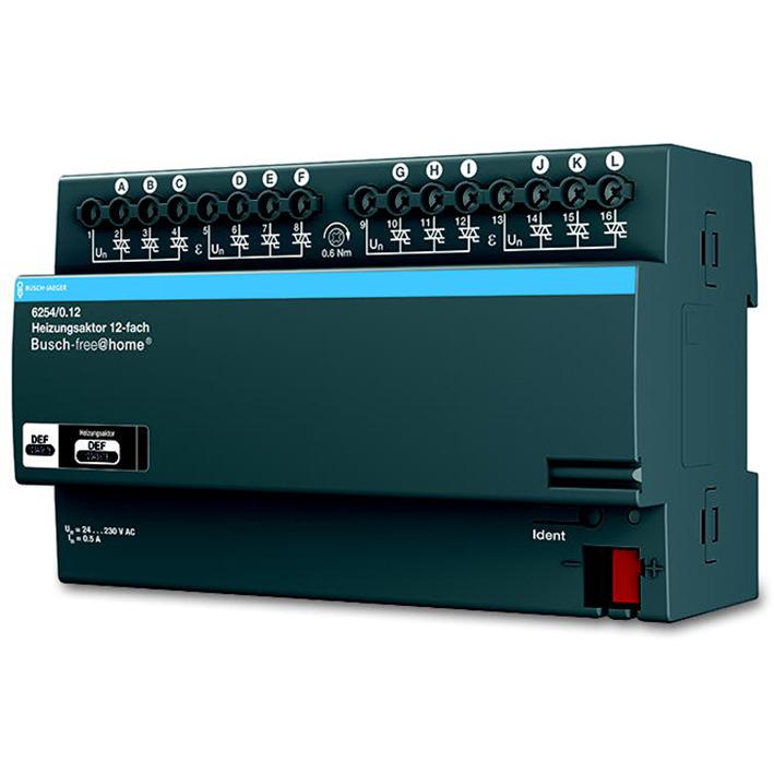 6254/0.12 BUS FAH VERW-AKT.230V 12-V.DIN
