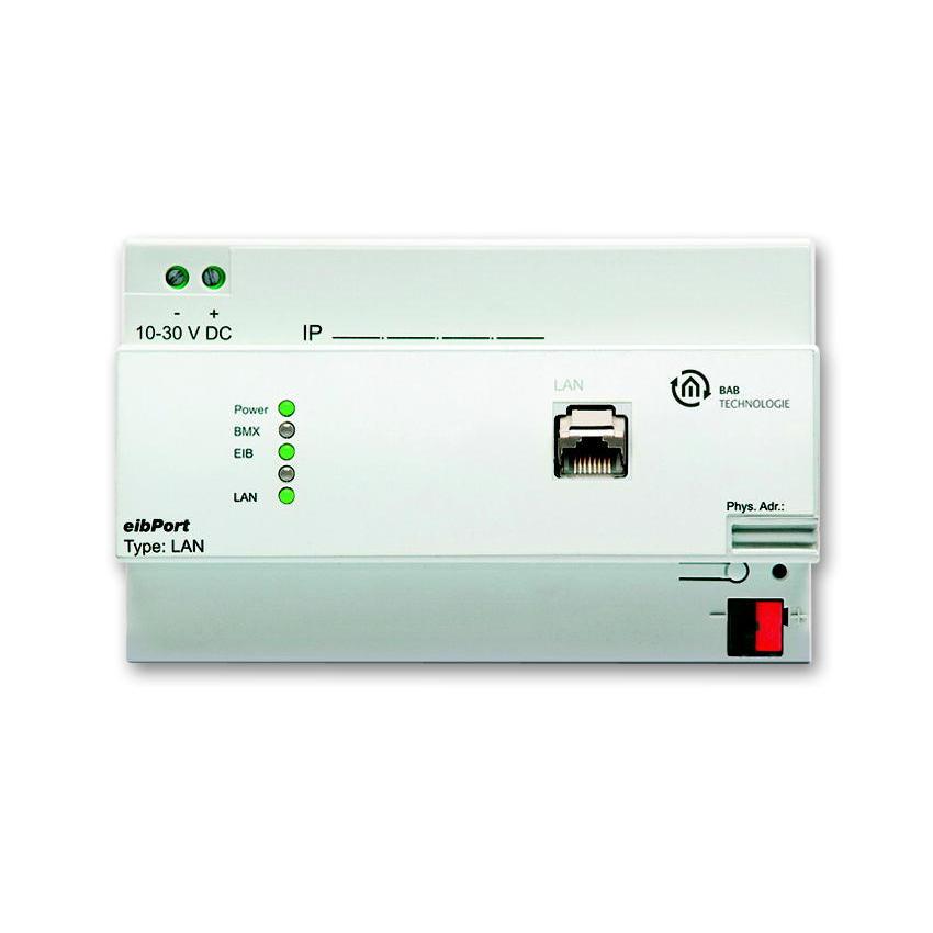 EibPort v3 LAN BUS EIBPORT V3 LAN+HIC IPHONE