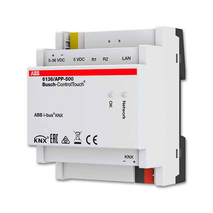 6136/APP-500 BUS BUSCH-CONTROLTOUCH