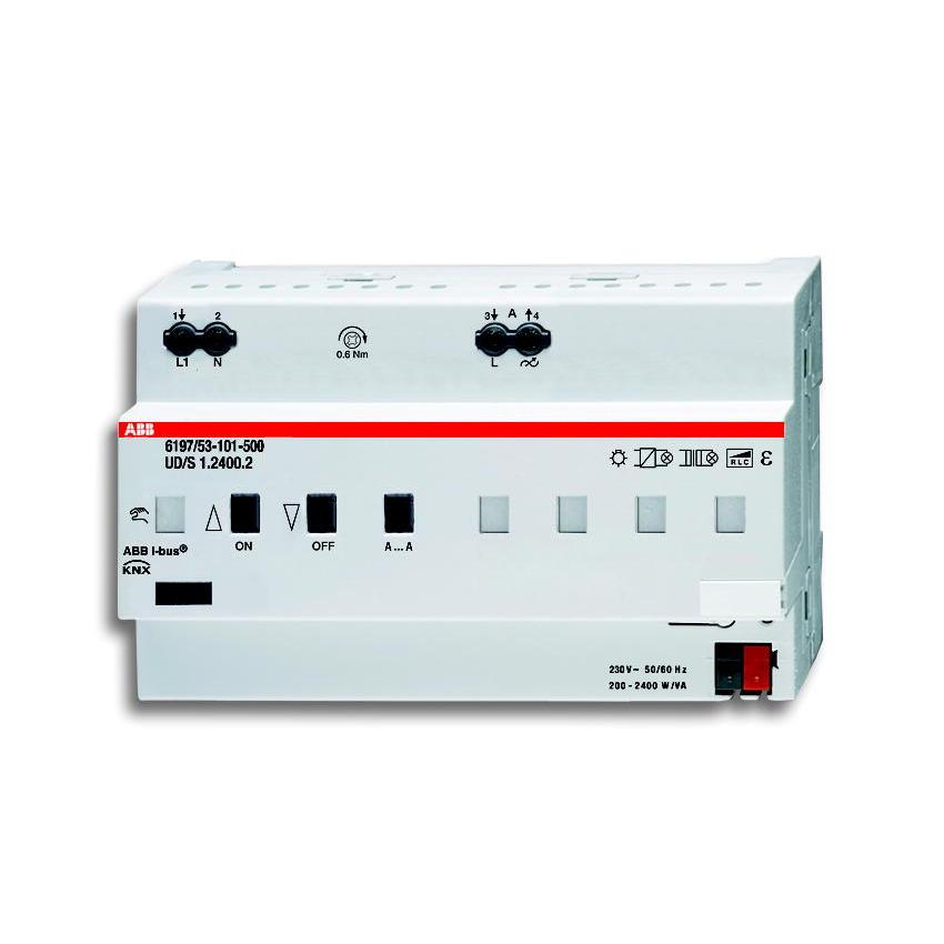 6197/53-101-500 BUS KNX UNIV.DIMAKT.1X2400W/VA