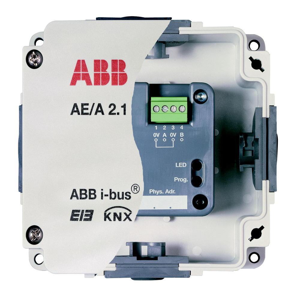 AE/A 2.1 BUS KNX ANALOGE INGANG 2V OPB