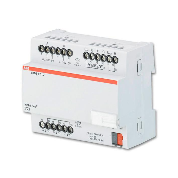FCA/S 1.2.1.2 BUS KNX FAN COIL-AKTOR 0-10V