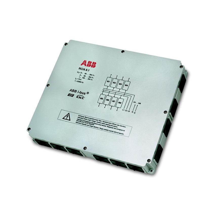 RC/A 8.2 BUS KNX RUIMTECONTROLLER BASIS 8V