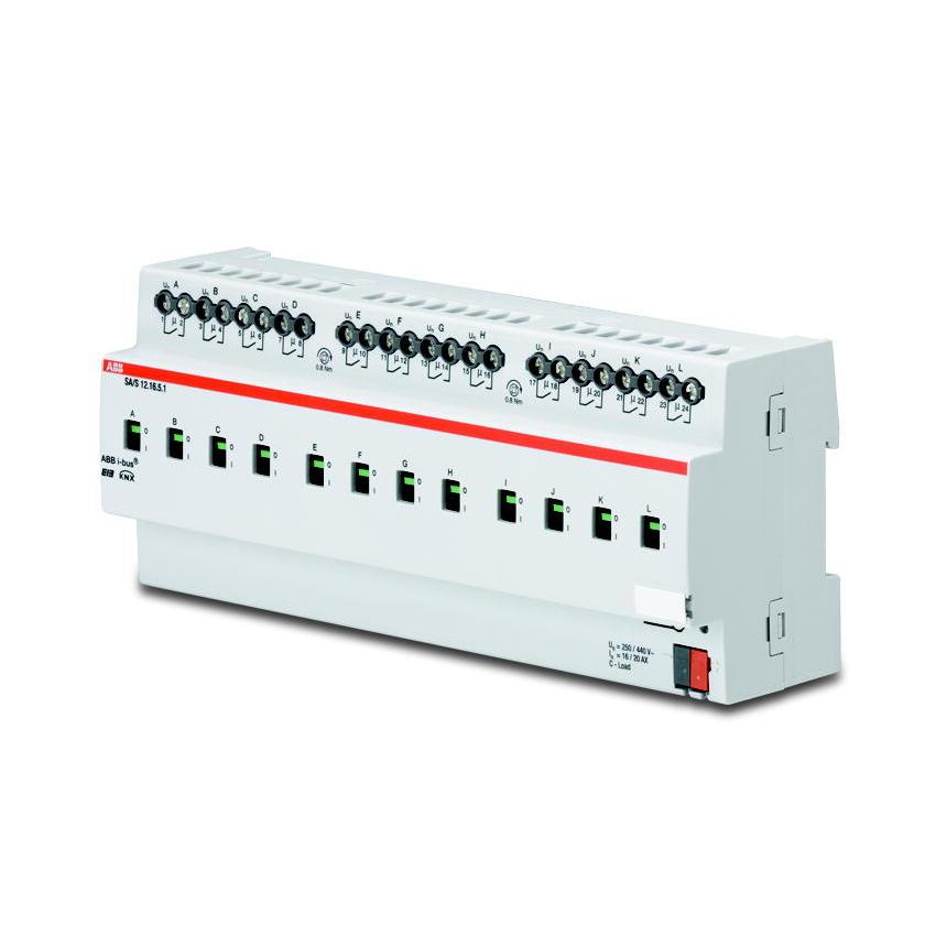 SA/S 12.16.5.1 BUS UITGANG 12X16/20AX DIN