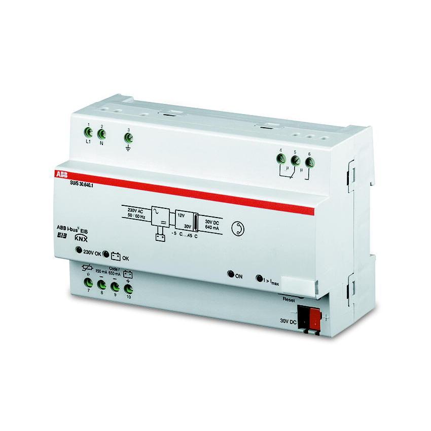 SU/S 30.640.1 BUS EIB VOEDING 640MA DIN-RAIL