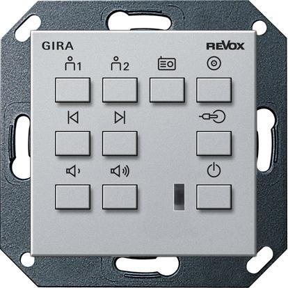 GIRA REVOX SYST55 ALU