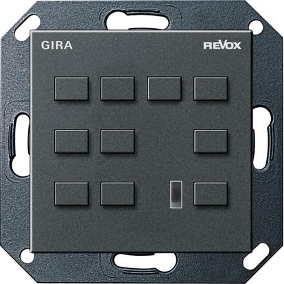 GIRA REVOX TEKST SYST55 ANTRA