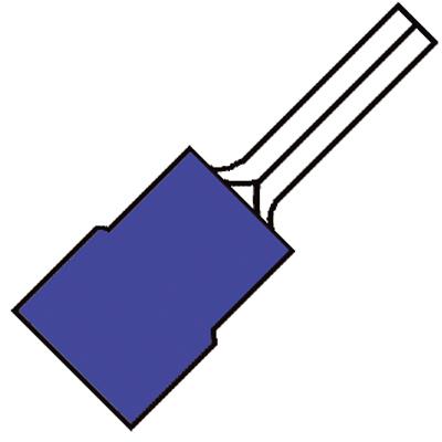 A 2519 SR9.5 KLE PENSTEKER 1,04-2,63 BLAU