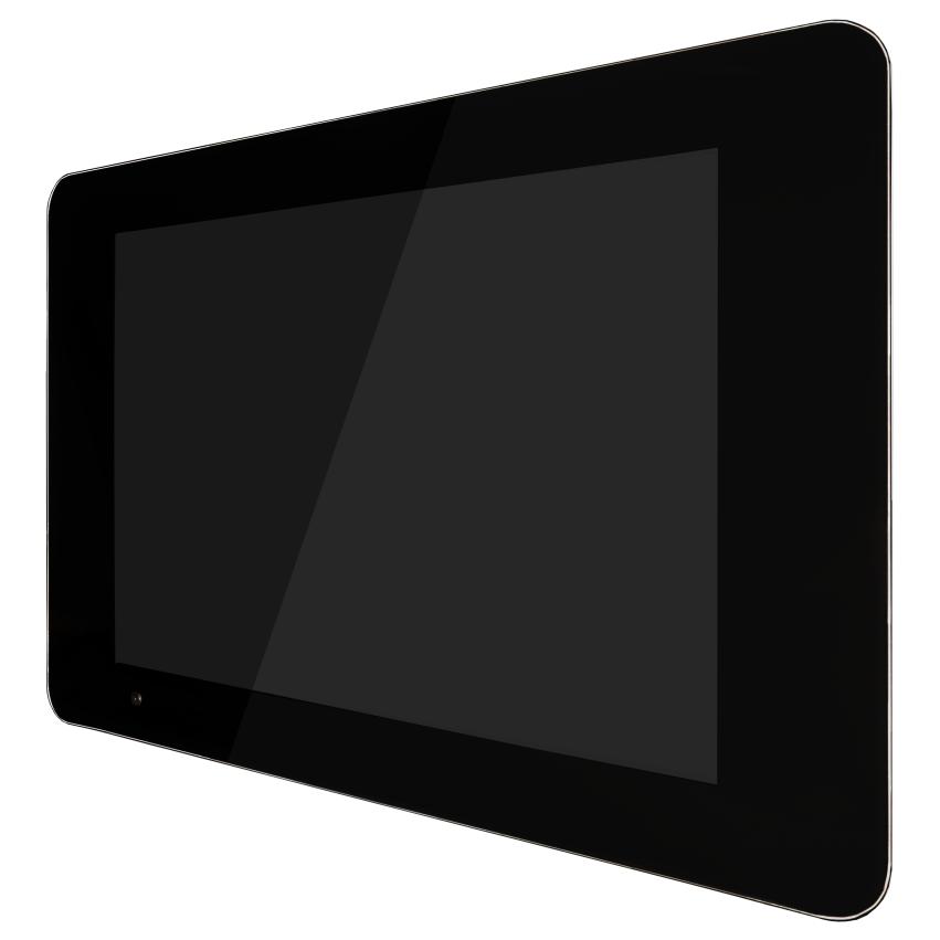 PureDomotica Touch-PC 19 inch audio zwart RETROFIT ver.2