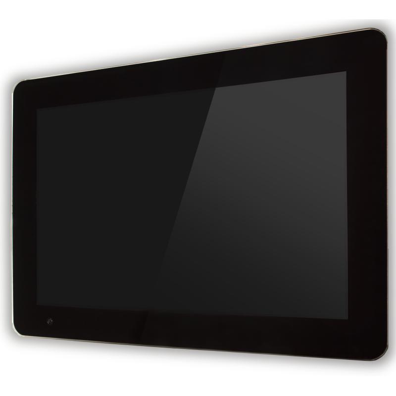 PureDomotica Touchscreen 19 inch audio zwart