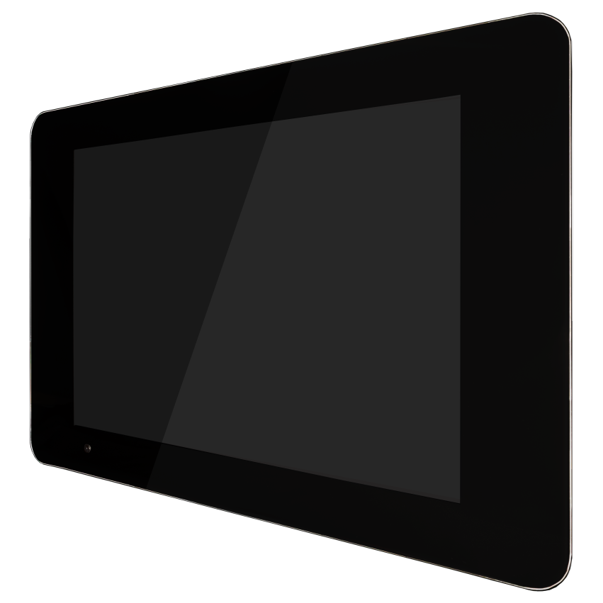 PureDomotica Touchscreen 19 inch audio zwart RETROFIT