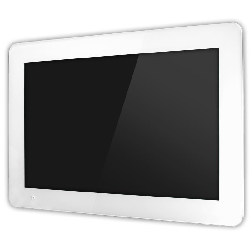 PureDomotica Touchscreen 19 inch audio wit