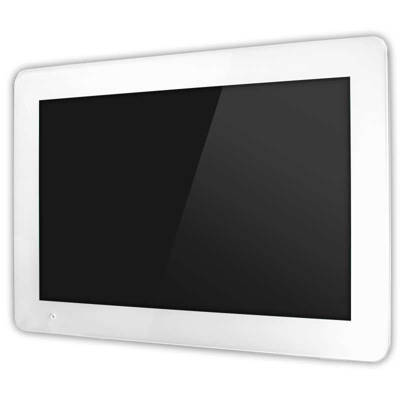 PureDomotica Touchscreen 19 inch wit