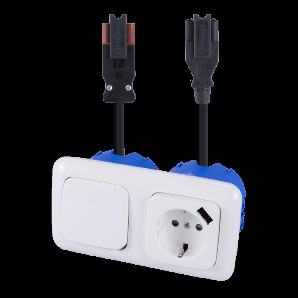 BJ Reflex SI Stekerbare WSS + WCD met USB