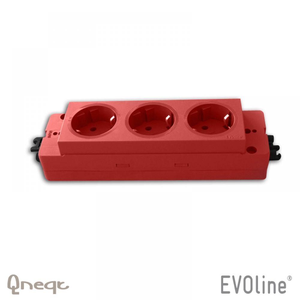 EVOline Express 910 3x WCD rood