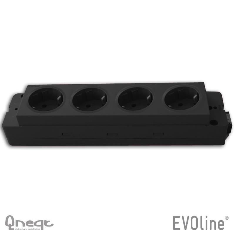 EVOline Express 910 4x WCD WAGO Winsta Midi 3-polig in/uit