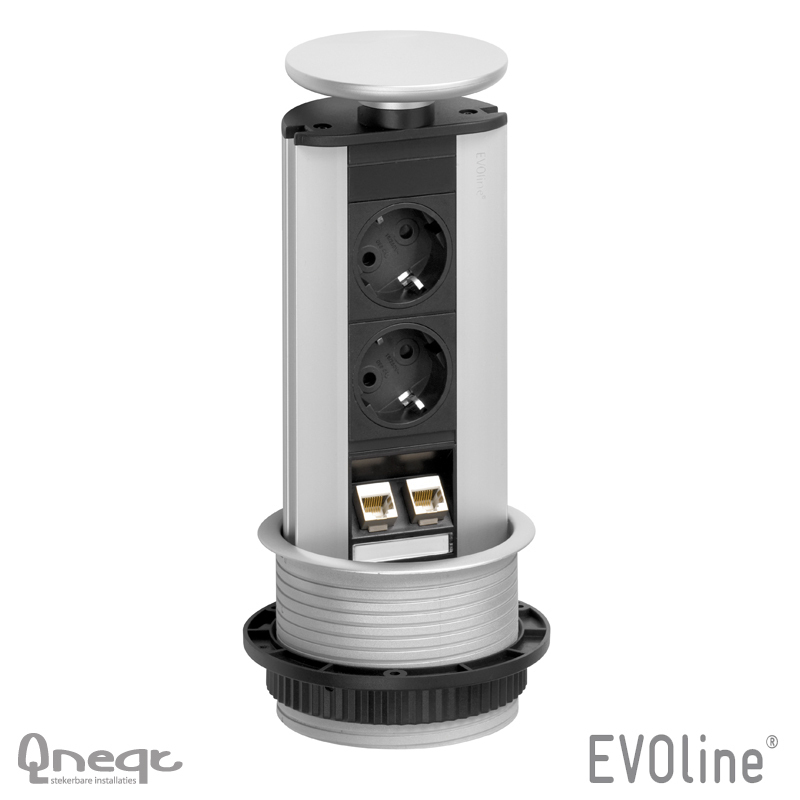 EVOline Port DATA 2x WCD 2x Data