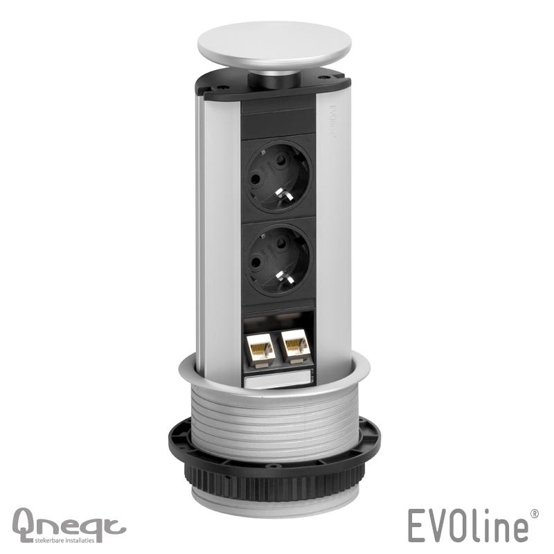 EVOline Port DATA 2x WCD 2x Data