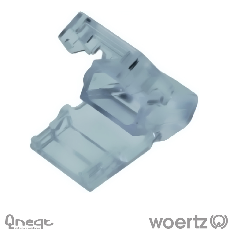 Woertz kabel eindstuk IP68 Power 5G2.5 en DALI 3G2.5 + 2x1.5