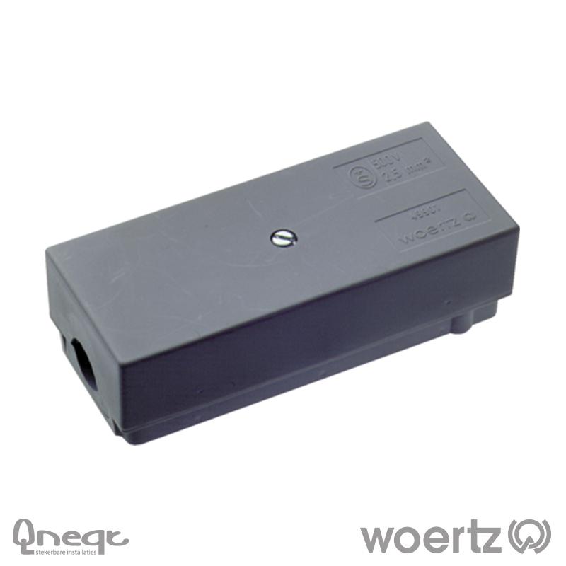 Woertz kabelverbindingsdoos voor Power 5G2.5